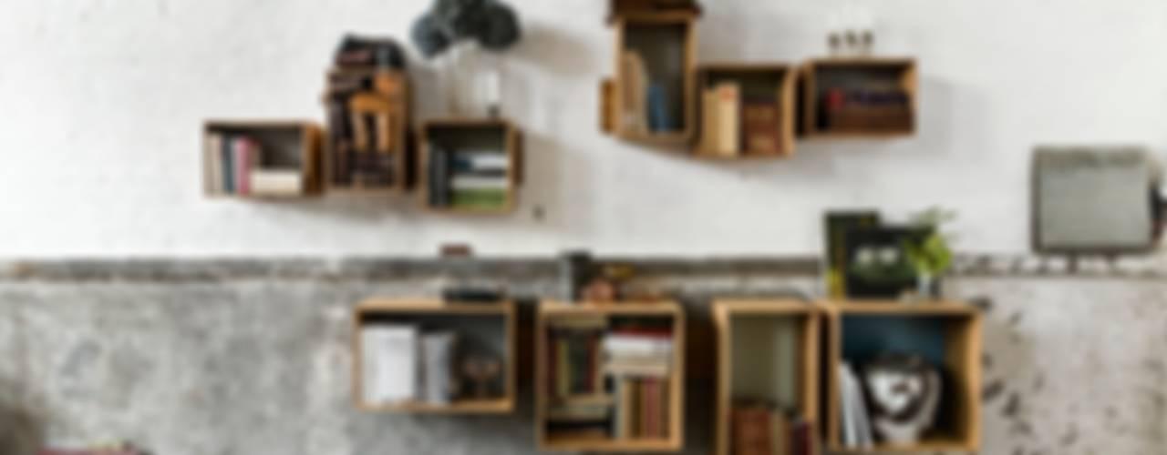 SJ Bookcase Midi von We Do Wood Skandinavisch