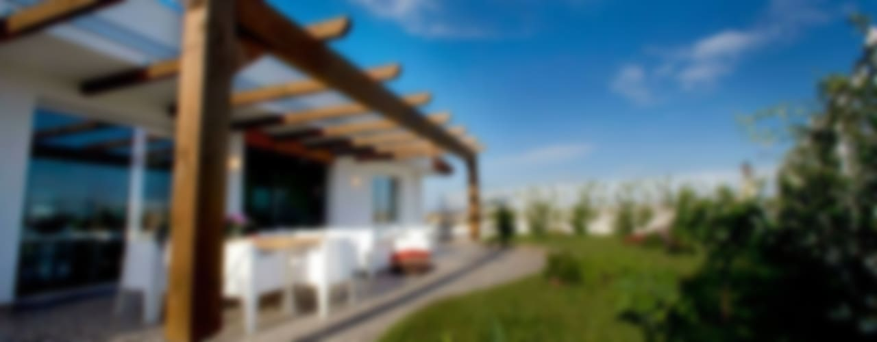 appartamento 4° piano provincia di Caserta Case moderne di studiozero Moderno