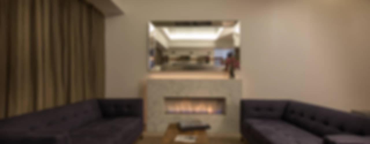 Departamento GC:  de estilo  por kababie arquitectos