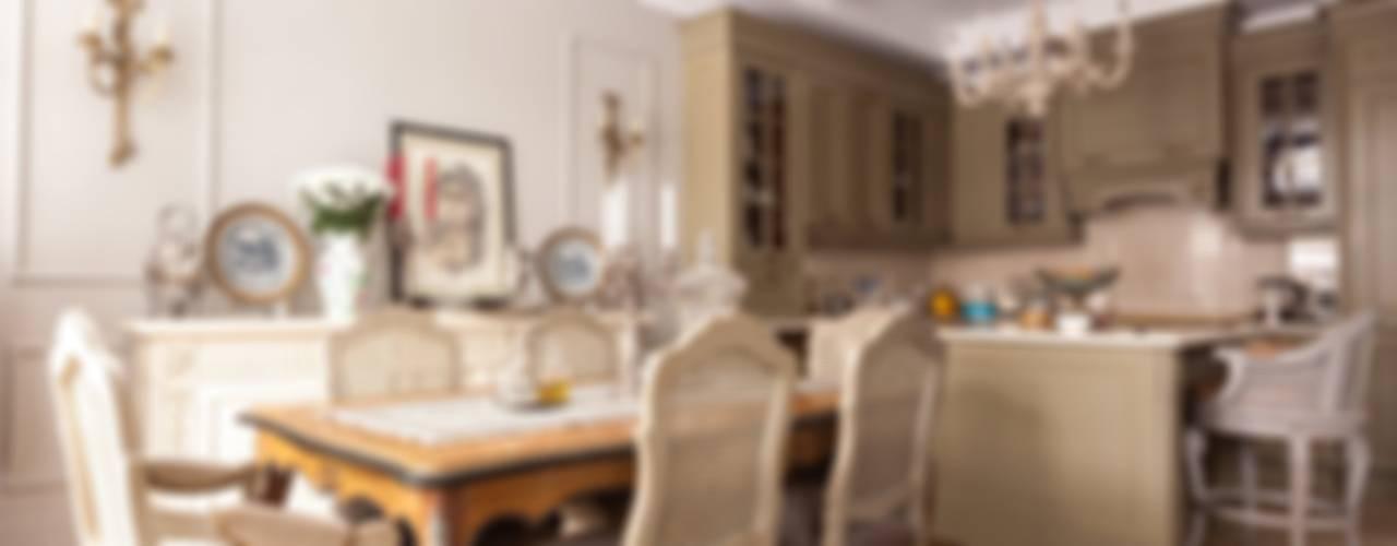 Объект №3 Кухня в классическом стиле от KM Studio Классический