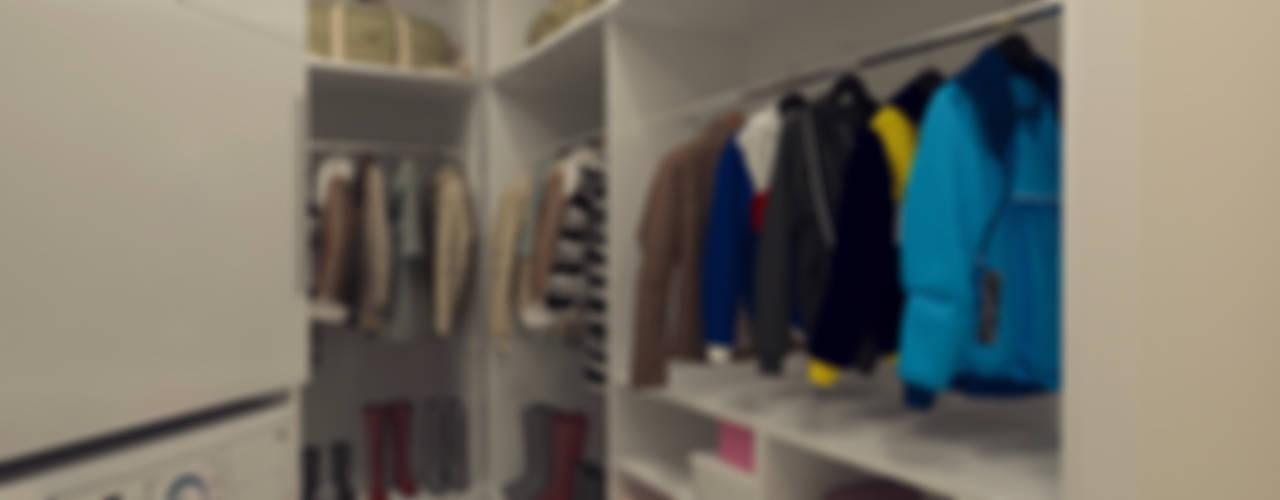 Closets  por Tutto design