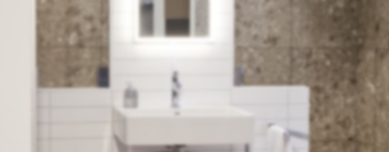 Bathroom by Van Wanrooij keuken, badkamer & tegel warenhuys, Rustic