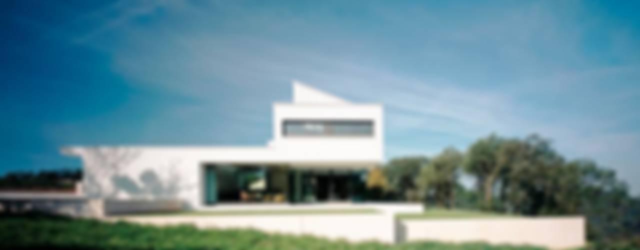 Villa P:  Häuser von Philipp Architekten - Anna Philipp