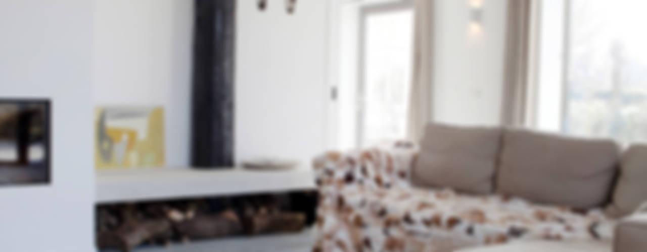 Vakantiehuis Schiermonnikoog Eclectische woonkamers van Binnenvorm Eclectisch