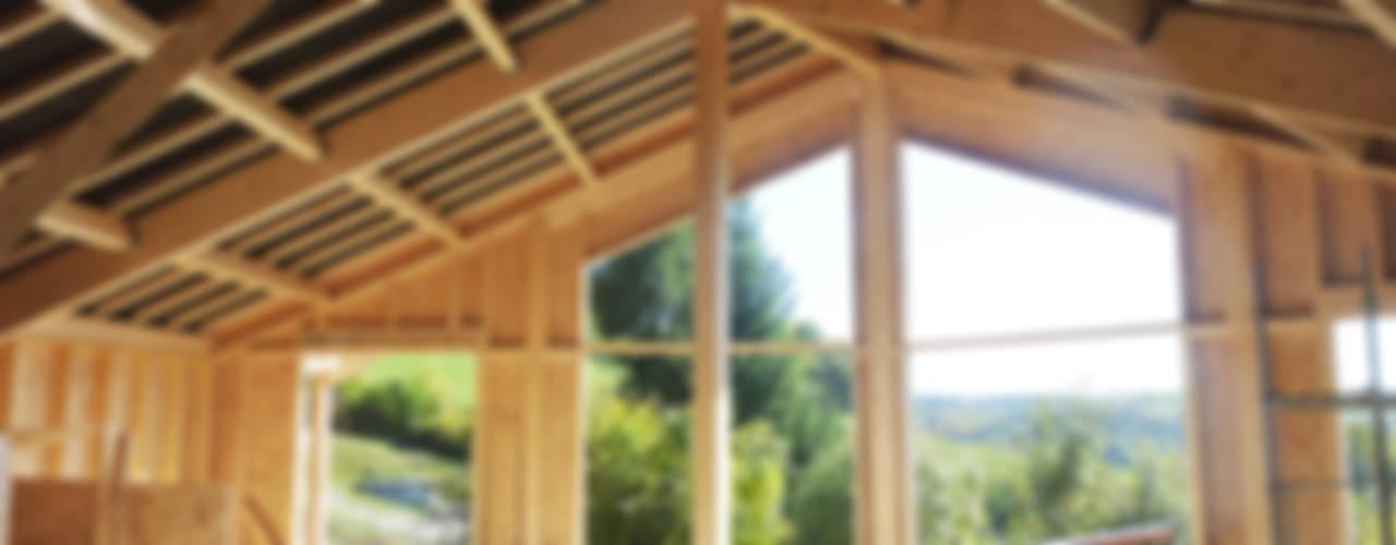 Maison BBC à Bellegarde-Sur-Valserine 01200 Maisons originales par Philippe GUILLOUX - BYG Architecte Éclectique