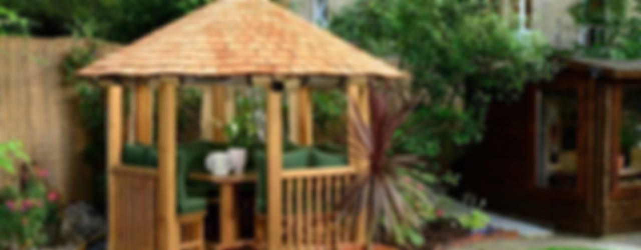 Crown Pavilions:  tarz Bahçe