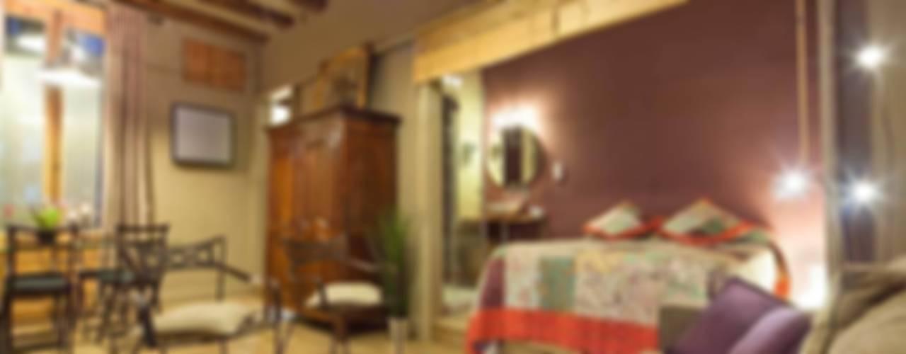 BEAUTIFUL LOFT EN EL CORAZÓN DEL BORN. BARCELONA:  de estilo industrial de ABZUG INTERIORS, Industrial