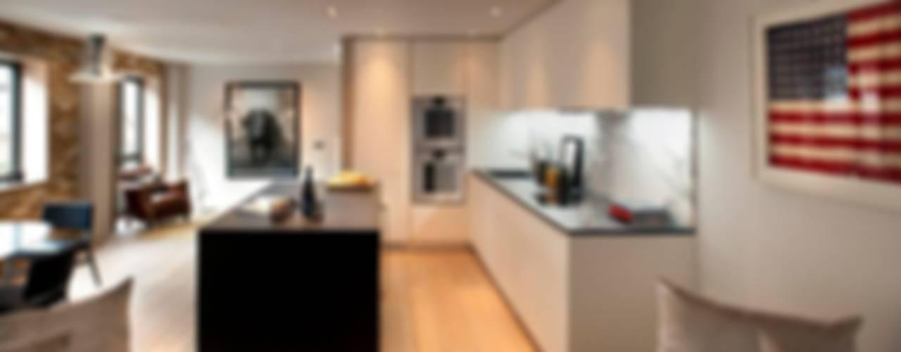 Warren Mews House - Fitzrovia TG Studio Cocinas de estilo moderno