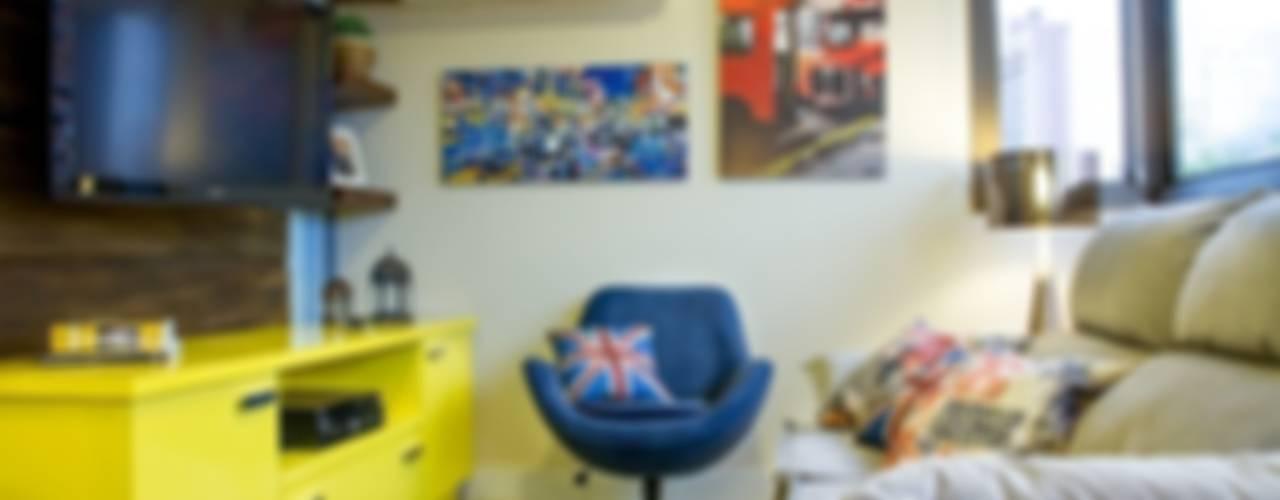 D`Vita - Marcenaria SalonesMuebles de televisión y dispositivos electrónicos