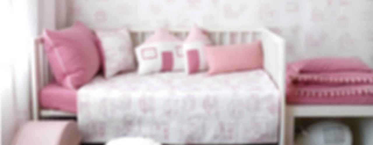 Chambre d'enfant de style  par jumine, Rustique