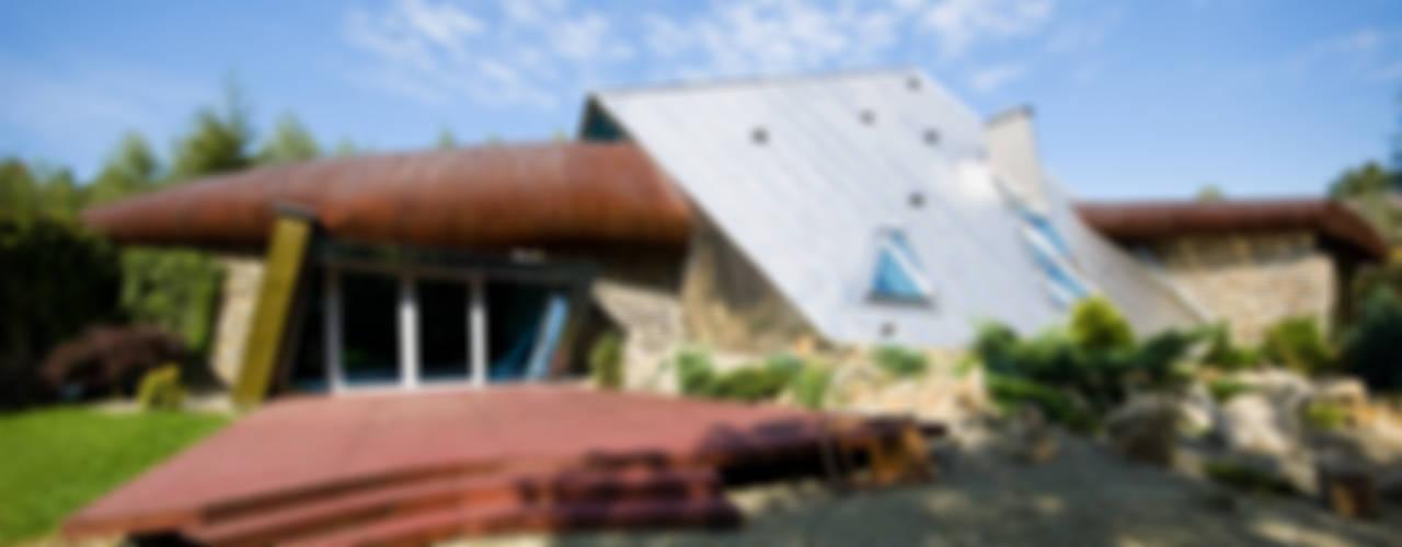 Dom Własny Nowoczesne domy od autorskie studio architektury Nowoczesny