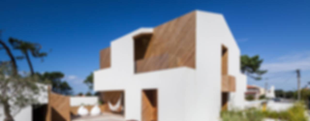SilverWoodHouse Nowoczesne domy od Joao Morgado - Architectural Photography Nowoczesny