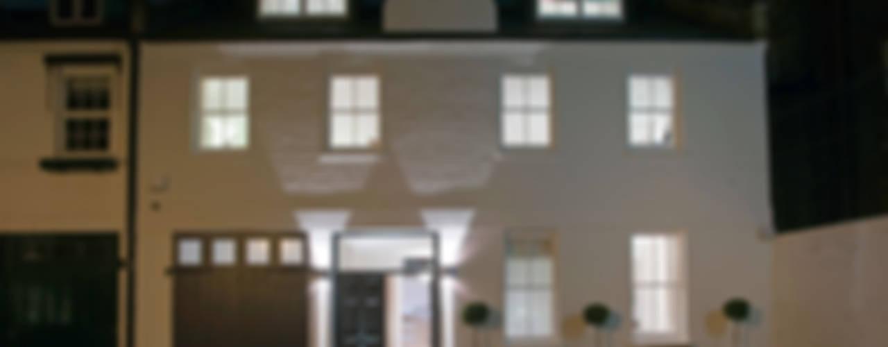Mews House, Pont Street Mews, Knightsbridge, London Modern houses by RBD Architecture & Interiors Modern