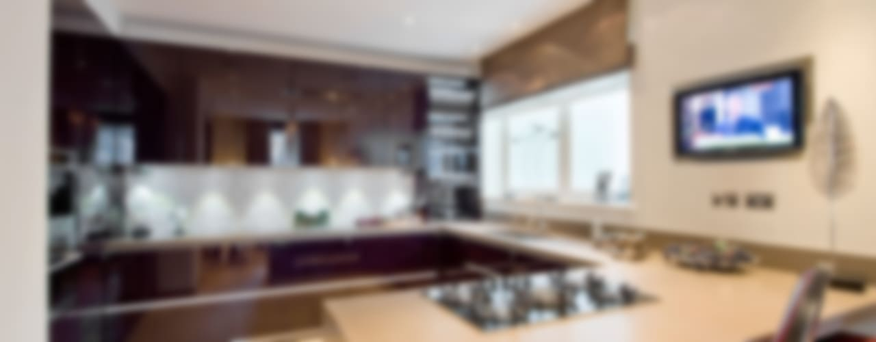 Kitchen by RBD Architecture & Interiors