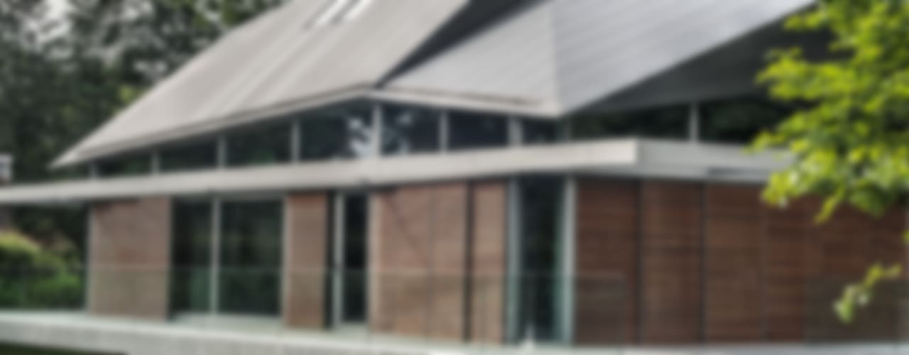 บ้านและที่อยู่อาศัย โดย Coenen Sättele Architecten, โมเดิร์น