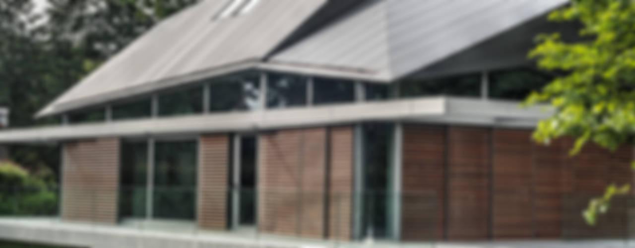 Moderne huizen van Coenen Sättele Architecten Modern