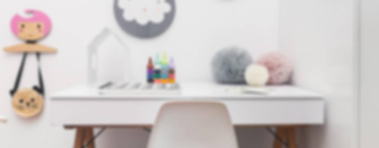 Pokoje dziecięce - aranżacja i stylizacja dla sklepu Kalaluszek : styl , w kategorii Pokój dziecięcy zaprojektowany przez ARCHISSIMA,Skandynawski