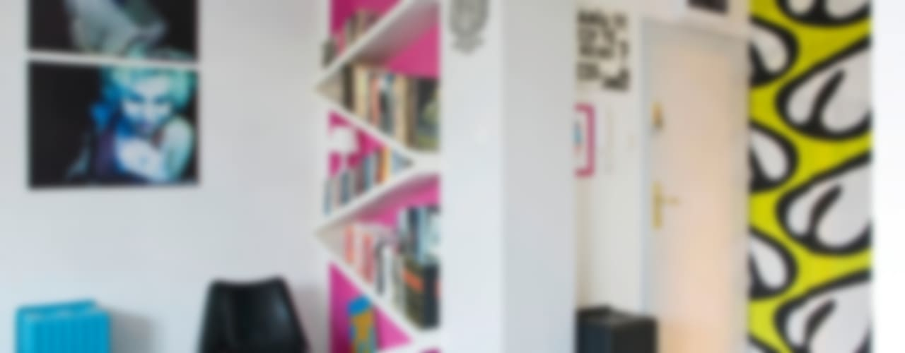 Pracownia Silvergrey Living room