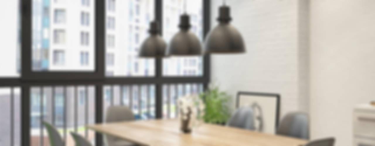 Cozinhas minimalistas por HOMEFORM Студия интерьеров Minimalista