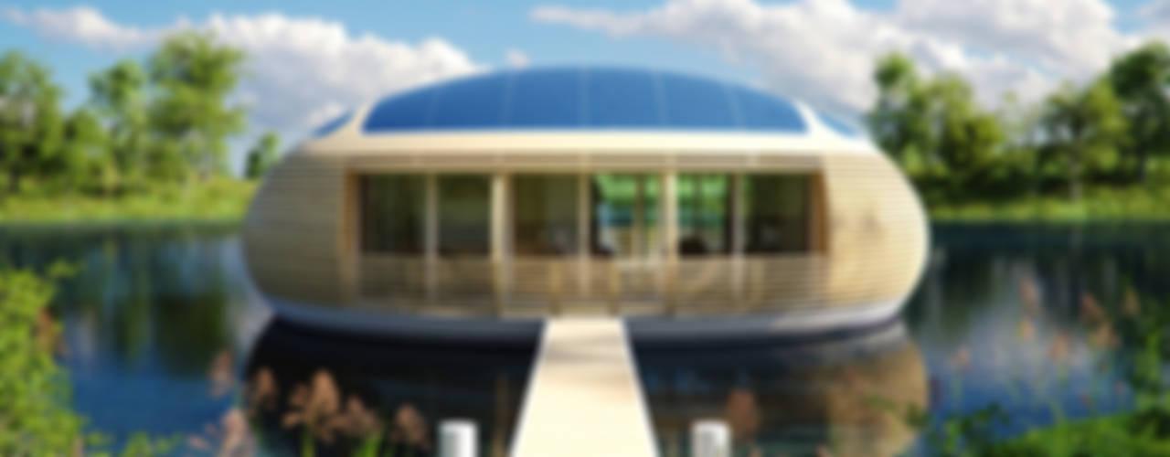 Casas  por Giancarlo Zema Design Group, Moderno