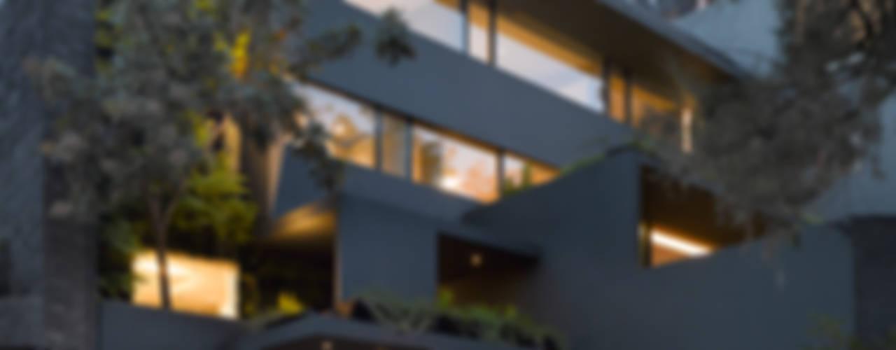Casas de estilo moderno de Ezequiel Farca Moderno