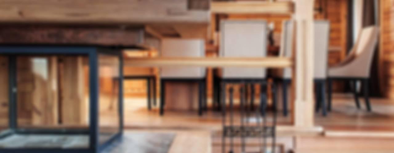 8 Idees Deco Pour Une Salle A Manger Rustique Homify Homify