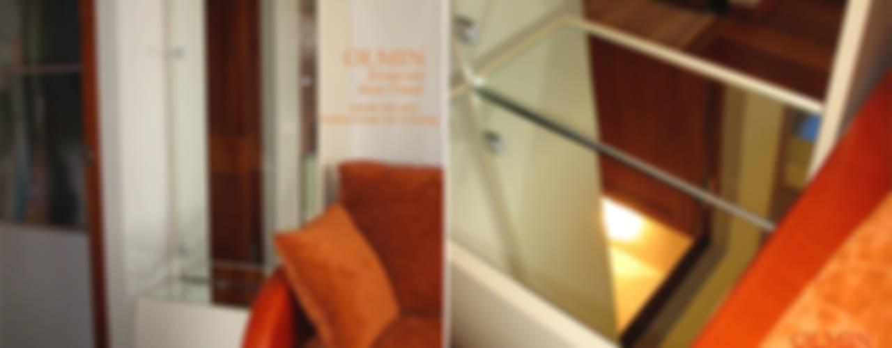 ИП OLMIN - Архитектурная студия Олега Минакова Living roomCupboards & sideboards