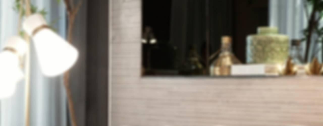 LOVE MAISON: Salas de estar  por Catarina Batista Studio