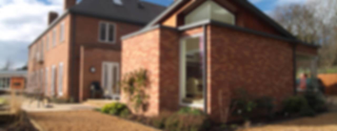 'Lofties' Nottinghamshire Minimalist pool by Rayner Davies Architects Minimalist