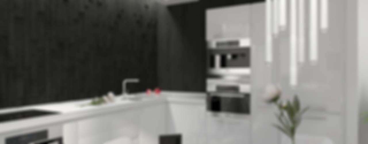 КУХНЯ-СТОЛОВАЯ Дизайнер интерьера Наталья Жукова Кухня в стиле минимализм