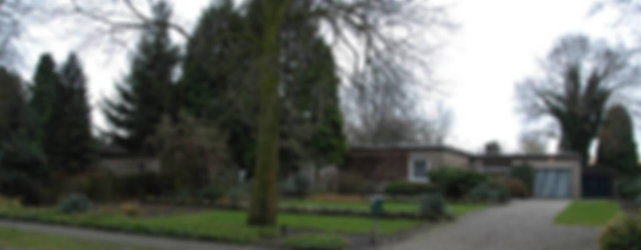 Droomhuis met 'Ambylight':  Huizen door Lab32 architecten,
