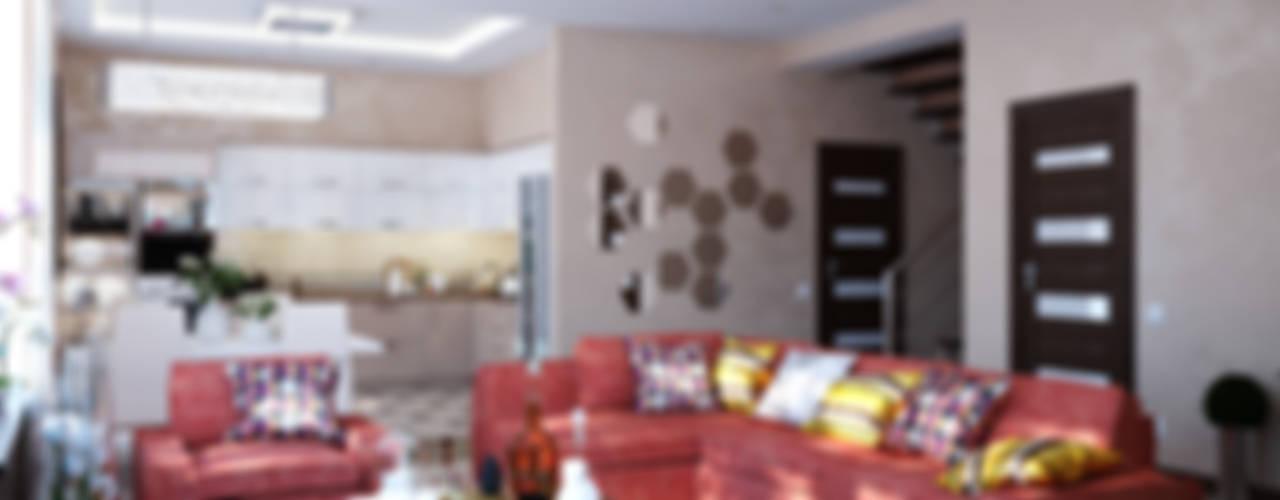 Дизайн кухни: Ар Деко, неоклассика или современный стиль? : Кухни в . Автор – Студия дизайна Interior Design IDEAS, Модерн
