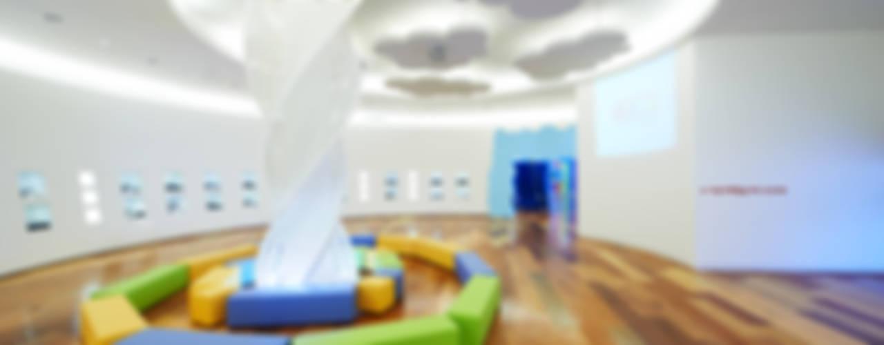 [DesigN m4]_어린이 체험공간_AVION 체험 놀이터: Design m4의  상업 공간,