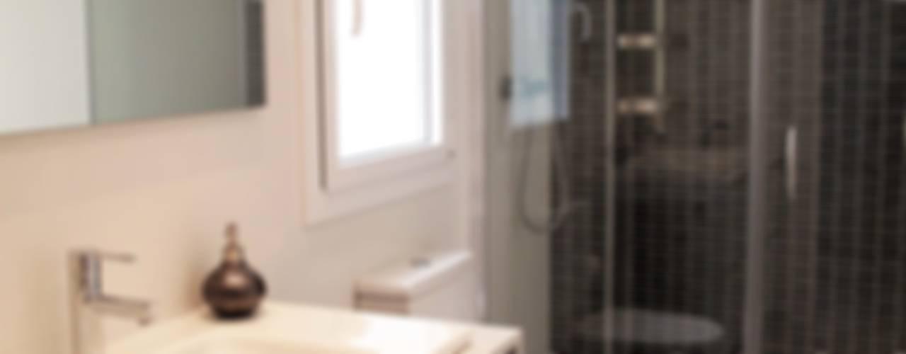 Modern Banyo CECILIA POZZI INTERIORISMO Modern