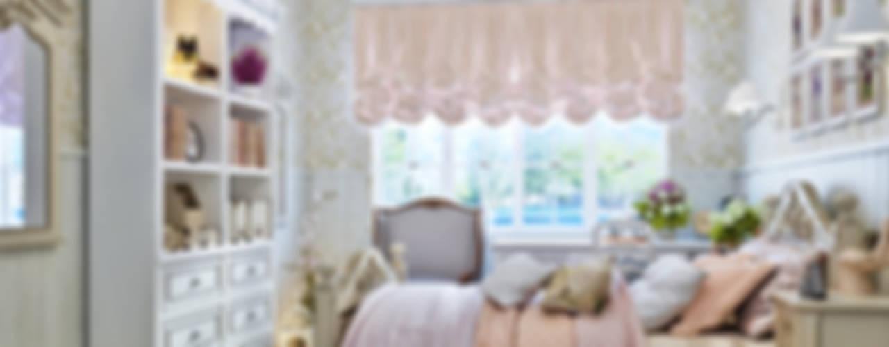 Projekty,  Pokój dziecięcy zaprojektowane przez Студия дизайна Interior Design IDEAS,