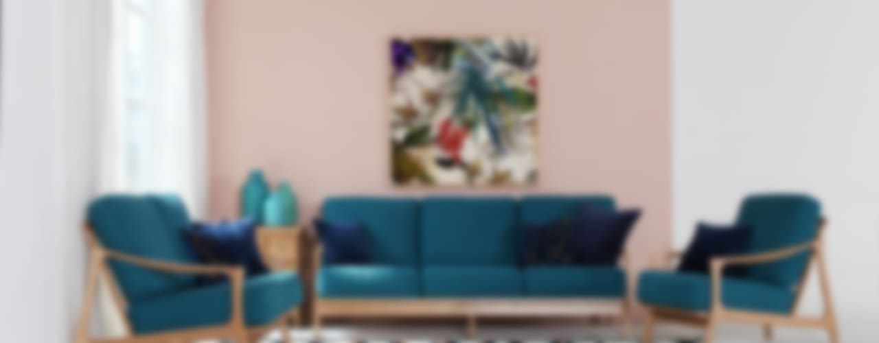 Hello! EMMA  Retro Sofa series: STYLE-K의 스칸디나비아 사람 ,북유럽