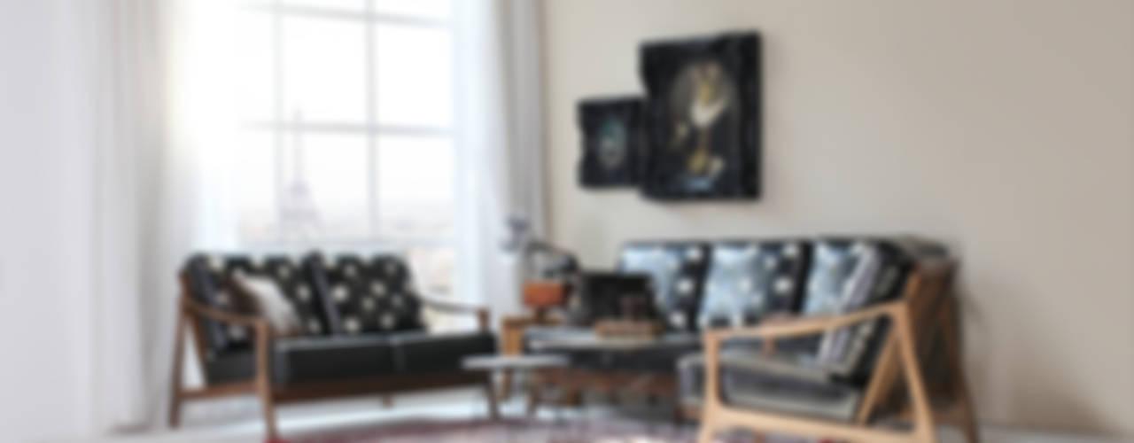 Hello! EMMA  Retro Sofa series: STYLE-K의
