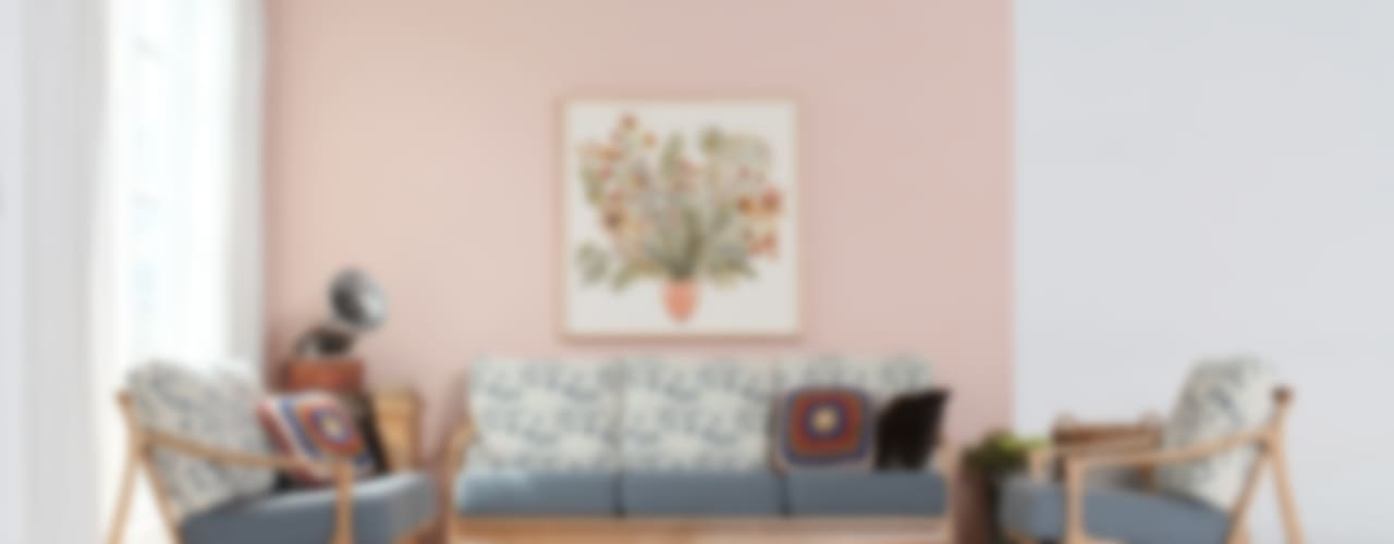 Hello! EMMA  Retro Sofa series: STYLE-K의 스칸디나비아 사람 ,북유럽