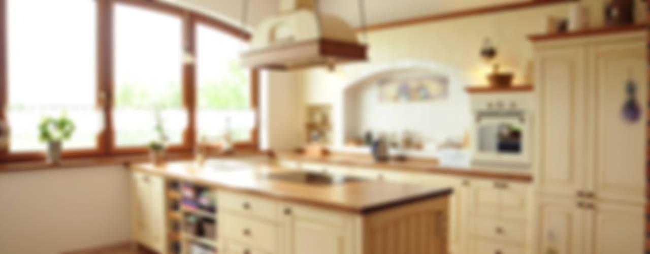 Kitchen by 'Rustykalnia'  Sztuka Wnętrza