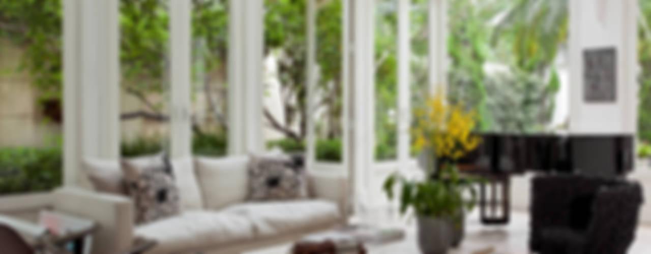 Jardines de invierno de estilo  por CSDA Arquitetura e Interiores , Moderno