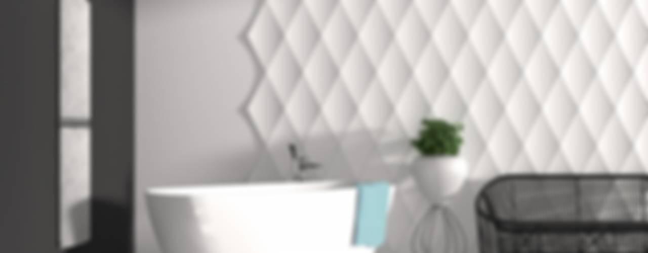 Panele ścienne Kalithea: styl , w kategorii  zaprojektowany przez DecoMania.pl,