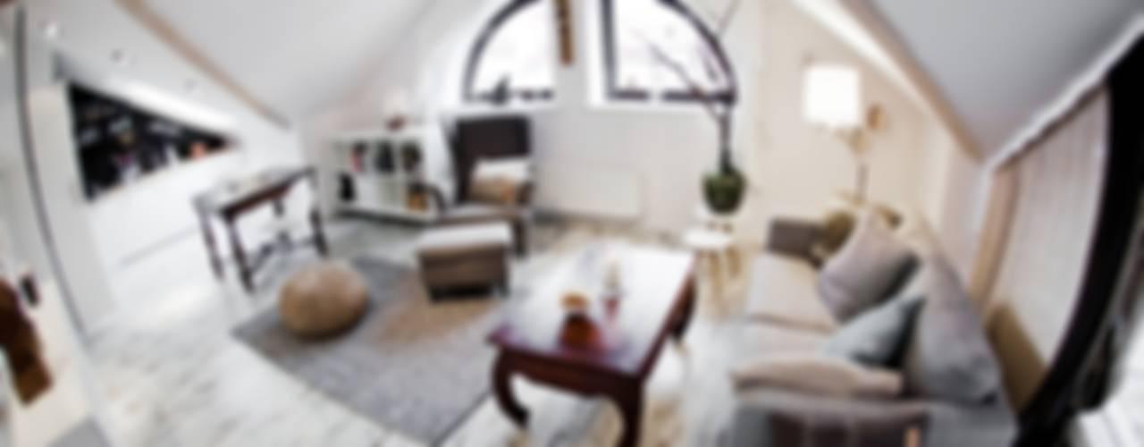 Living room by Goryjewska.Górnisiewicz , Scandinavian