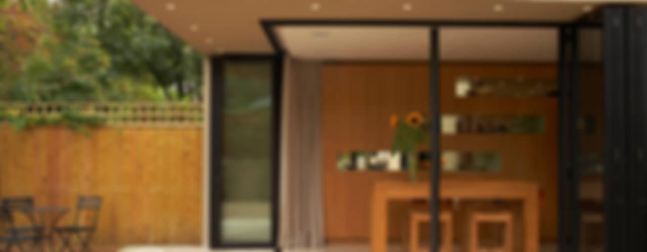 Canonbury House Minimalist dining room by Jonathan Clark Architects Minimalist