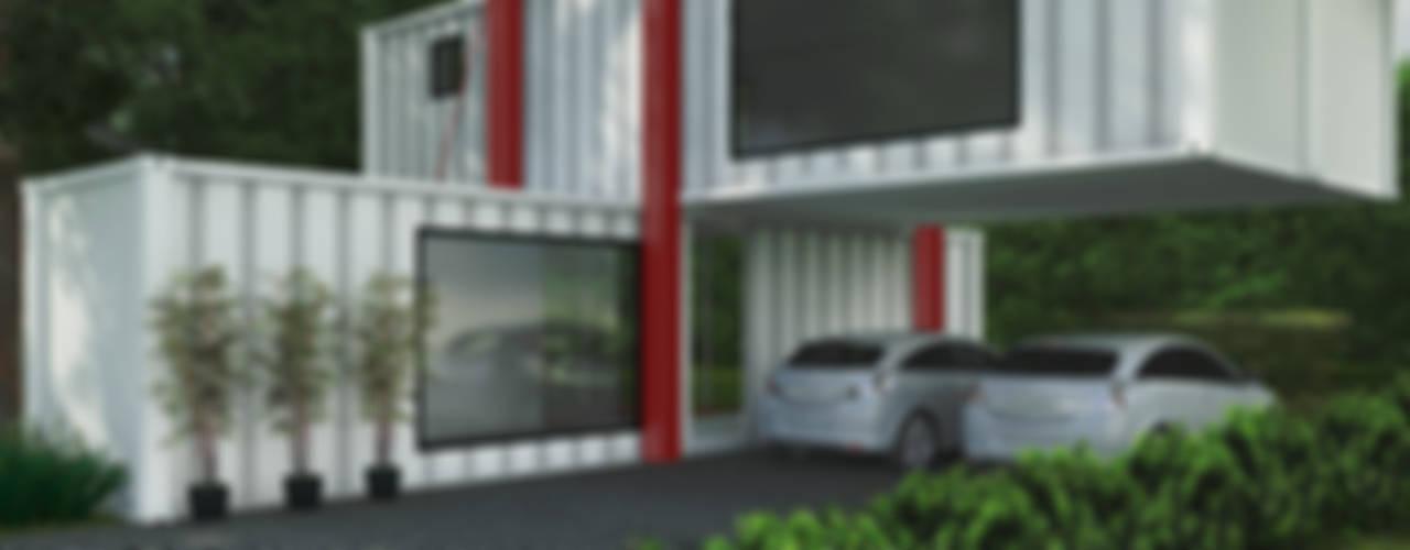 eduardopetry Industrial style houses