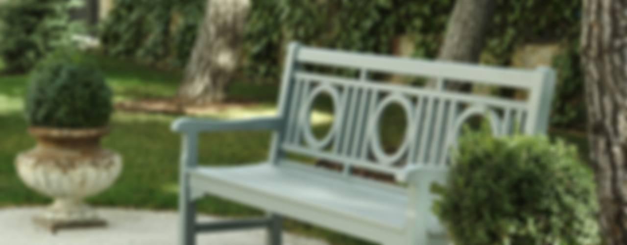 Casa de campo en el sur de Francia Jardines de estilo clásico de La Californie Clásico