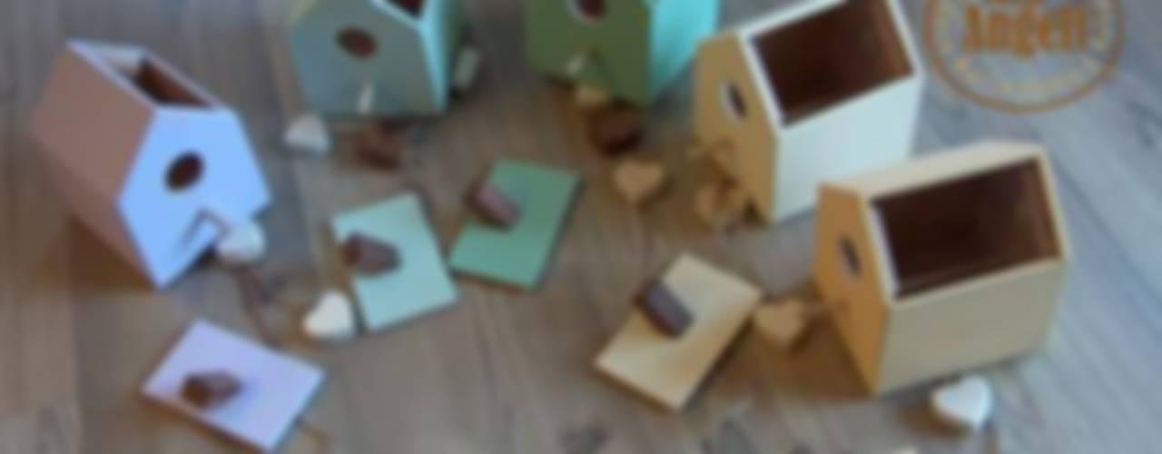 Casette per uccelli di La Casa degli Angeli di Michele Rinaldo Rurale