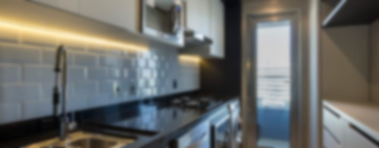 Modern kitchen by Studiodwg Arquitetura e Interiores Ltda. Modern