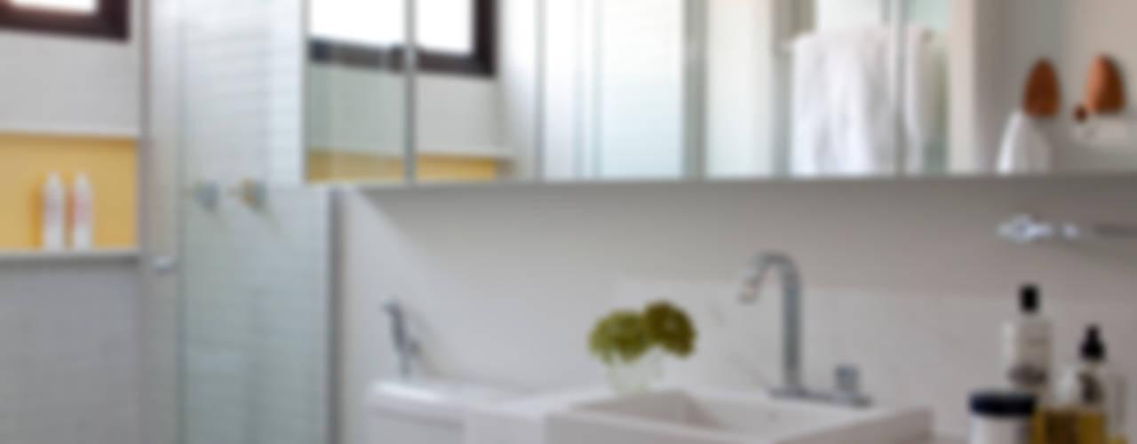 Projekty,  Łazienka zaprojektowane przez CSDA Arquitetura e Interiores, Nowoczesny