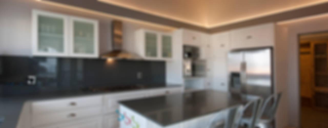 kababie arquitectos Cocinas de estilo rústico