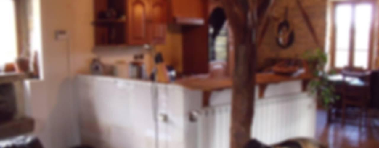 Кухня в стиле модерн от Atelier Cuisine Модерн